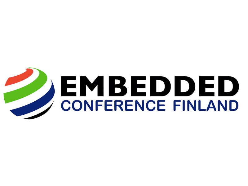 Embedded Conference in Helsinki logo